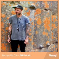 Discogs Mix 016 - Bill Patrick