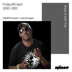 Bryan Gee  and Trex  Rinsing out on Rinse FM