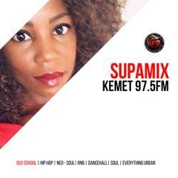 Kemet FM Supamix 23 - Oldschool (90s Hip Hop featuring LL Cool J, Total etc)