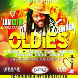 EXCESS GLOBAL SOUND LIVE @ OLDIES SUNDAY (JAN 13TH 2019)