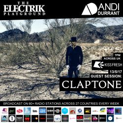 Electrik Playground 13/5/17 inc Claptone Guest Session