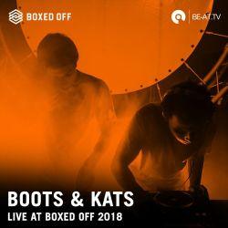 Boots & Kats @ Boxed Off 2018 (BE-AT.TV)