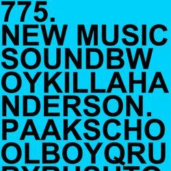775. NEW SOUNDBWOY KILLAH | BEAST COAST | ANDERSON PAAK | SCHOOLBOY Q | KETTAMA | ...