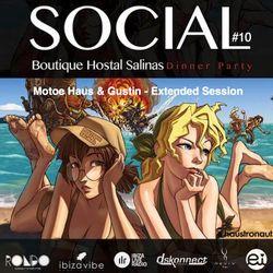 Social Ep 10 Motoe Haus & Gustin