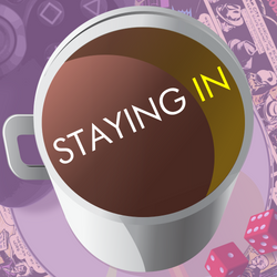 Holidays in Paris, Escaping from Aliens, and Fancy Names - Staying In Episode 23