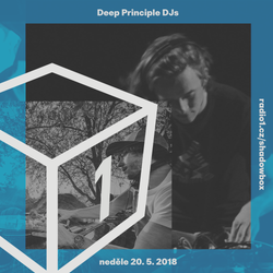 Shadowbox @ Radio 1 20/05/2018: Deep Principle Guestmix