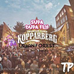 Kopparberg Urban Forest Mix - By Dj T.P
