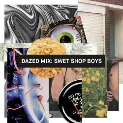 Dazed Mix: Swet Shop Boys
