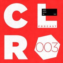 CLR Podcast 003 I Joseph Capriati