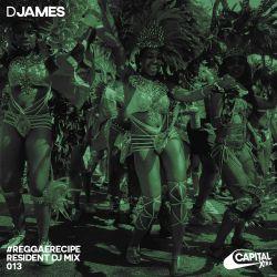 DJames - RRR Mix 013 (Capital XTRA)