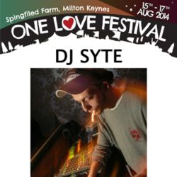 One Love Festival 2014 Promo Mix