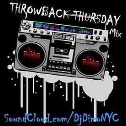 Throwback Hip Hop Mix (DjDimoNYC)