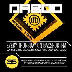BASS TREK 35 with DJ Daboo on bassport.FM