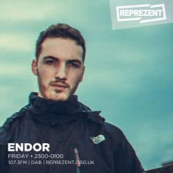 Endor on Reprezent 107.3FM - October 2017