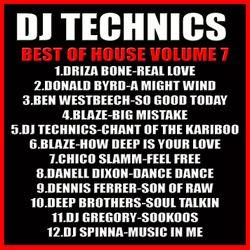 DJ Technics Best Of House 7