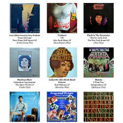 Rare Groove & Funk pt. 4 (April 2014)