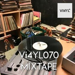 Vi4YL070: Mixtape - Pre-Ministry Lift vinyl only VIBES. Flava of the 'Old School'! Funky adventures.