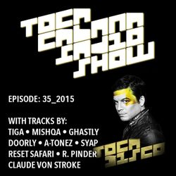 TOCACABANA RADIO SHOW 35_2015