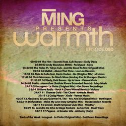 MING Presents Warmth 080