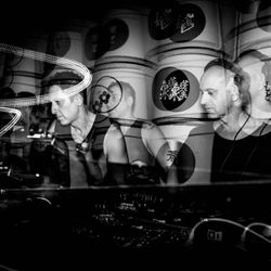 Dubfire B2B Victor Calderone: ENTER.Week 12, Sake Bar (Space Ibiza, September 17th 2015)