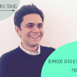 SS003: Building a leading digital brand in personalised goods with Taymoor Atighetchi