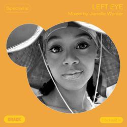 Lisa 'Left Eye' Lopes mix - Janelle Wynter | Crack Magazine
