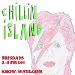 Chillin Island RIP David Bowie - January 12th, 2016