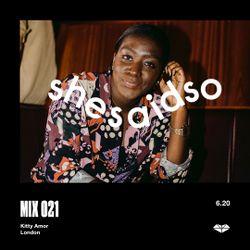 SSSO MIX 021: Kitty Amor