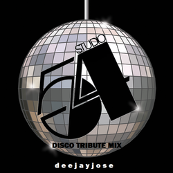 A Studio 54 Disco Tribute Mix v1 by deejayjose