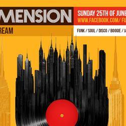 5th Dimension #1 - Simon Bassline Smith & Mykey D - June 2017