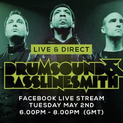 Drumsound & Bassline Smith - Live & Direct #36 [02-05-17]