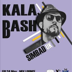 Dj Simbad in Kampala (Uganda) _ Kalabash Party May 2019 (Extract)