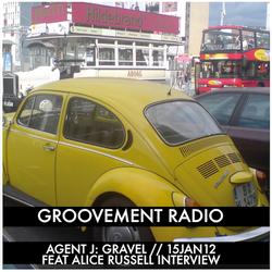 AGENT J: GRAVEL // 15JAN13
