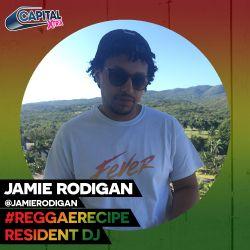 #ReggaeRecipe Resident DJ 015 - Jamie Rodigan (@jamierodigan)