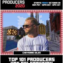 Cheyenne Giles - Top 101 Producers 2020 Mix