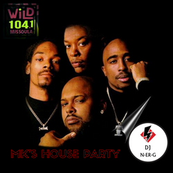 WiLD 104 MK's House Party 6/24
