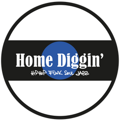 Home Diggin' International hosted by Gu - Episode 5