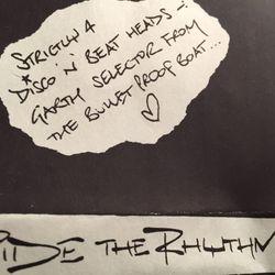 DJ Garth - Ride The Rhythm