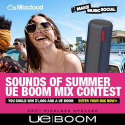 UE Boom - Sounds of Summer [Guido's Lounge Cafe]