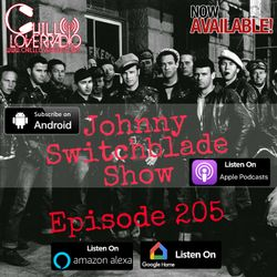 The Johnny Switchblade Show #205