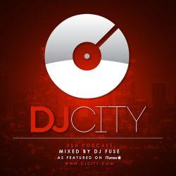 DJ Fuse - DJcity Podcast - July 16, 2013