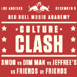 Culture Clash - 01 - Salva & Groundislava @ The Warm-Up Round, Exchange - Los Angeles (05.12.2012)