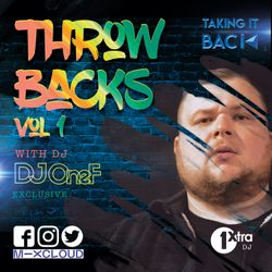 @DJOneF Throwbacks Vol.1 - 2000's Hip-Hop & R&B