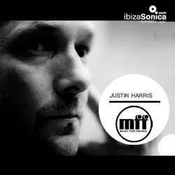 JUSTIN HARRIS - MUSIC FOR FREAKS - 24 ABRIL 2015