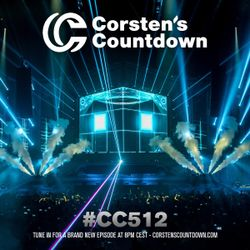 Corsten's Countdown - Episode #512