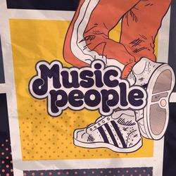 Music People - Vol. 1 - Origins