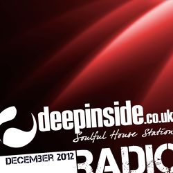 DEEPINSIDE - Soulful House Station (December 2012)