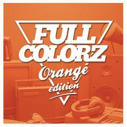 Pso Man x Jeff Ito -  Full Colorz (Orange edition)