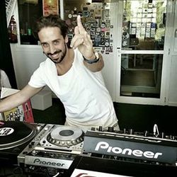 CRISTIAN VARELA - BLUE NINETIES SHOW @ IBIZA SONICA STUDIOS 24TH JUNE