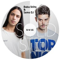 Solid Steel Radio Show 8/4/2016 Hour 1 - Baba Stiltz & Samo DJ